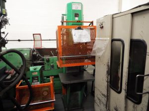 Second hand PJ Hare press for sale